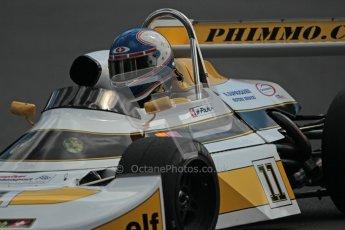 © 2012 Octane Photographic Ltd. HSCC Historic Super Prix - Brands Hatch - 30th June 2012. HSCC Grandstand Motor Sport Historic Formula 2 - Qualifying. Hans Peter - Ralt RT1. Digital Ref: 0377lw1d9102