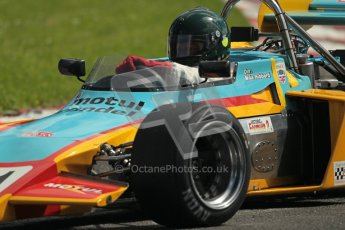 © 2012 Octane Photographic Ltd. HSCC Historic Super Prix - Brands Hatch - 30th June 2012. HSCC Grandstand Motor Sport Historic Formula 2 - Qualifying. Michael Hibberd - Brabham BT38. Digital Ref: 0377lw1d9201