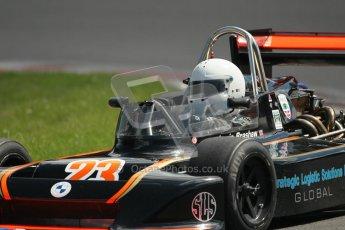 © 2012 Octane Photographic Ltd. HSCC Historic Super Prix - Brands Hatch - 30th June 2012. HSCC Grandstand Motor Sport Historic Formula 2 - Qualifying. Jamie Brashaw - March 782. Digital Ref: 0377lw1d9261