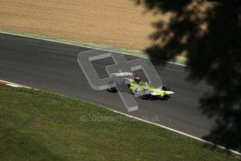 © 2012 Octane Photographic Ltd. HSCC Historic Super Prix - Brands Hatch - 30th June 2012. HSCC Grandstand Motor Sport Historic Formula 2 - Qualifying. Ian Gray - Brabham BT30. Digital Ref: 0377lw1d9373