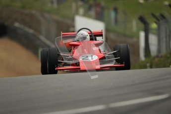 © 2012 Octane Photographic Ltd. HSCC Historic Super Prix - Brands Hatch - 1st July 2012. HSCC - Historic Formula Ford 2000 - Qualifying. Neil Bowman - Van Dieman RF78. Digital Ref: 0385lw1d1262