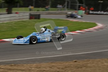 © 2012 Octane Photographic Ltd. HSCC Historic Super Prix - Brands Hatch - 1st July 2012. HSCC - Historic Formula Ford 2000 - Qualifying. Derek Watling - Reynard SF79. Digital Ref: 0385lw7d5483