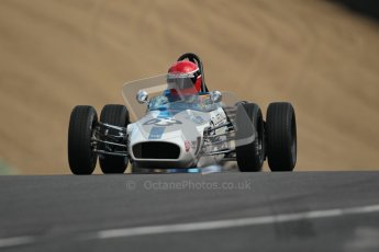© 2012 Octane Photographic Ltd. HSCC Historic Super Prix - Brands Hatch - 1st July 2012. HSCC - Historic Formula Ford - Qualifying. Matthew Sturmer - Macon MR8. Digital Ref: 0383lw1d0639
