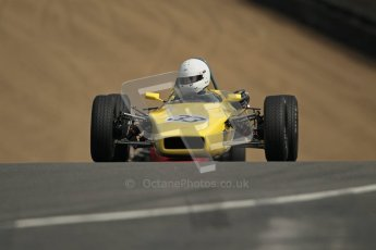© 2012 Octane Photographic Ltd. HSCC Historic Super Prix - Brands Hatch - 1st July 2012. HSCC - Historic Formula Ford - Qualifying. Roger Waite - Lola T200. Digital Ref: 0383lw1d0749
