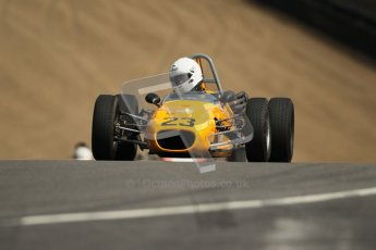 © 2012 Octane Photographic Ltd. HSCC Historic Super Prix - Brands Hatch - 1st July 2012. HSCC - Historic Formula Ford - Qualifying. Nicholas Ball - Merlyn Mk.20. Digital Ref: 0383lw1d0761