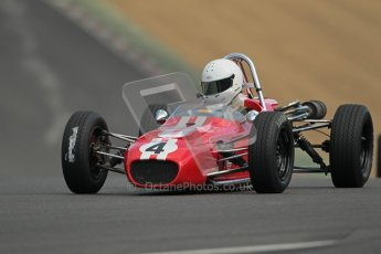 © 2012 Octane Photographic Ltd. HSCC Historic Super Prix - Brands Hatch - 1st July 2012. HSCC - Historic Formula Ford - Qualifying. Maxim Bartell - Merlyn Mk.20A. Digital Ref: 0383lw1d0818