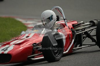 © 2012 Octane Photographic Ltd. HSCC Historic Super Prix - Brands Hatch - 1st July 2012. HSCC - Historic Formula Ford - Qualifying. Maxim Bartell - Merlyn Mk.20A. Digital Ref: 0383lw1d0832