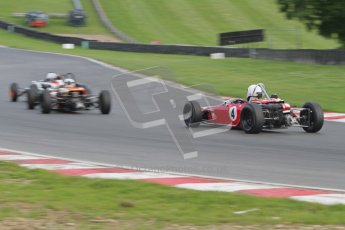 © 2012 Octane Photographic Ltd. HSCC Historic Super Prix - Brands Hatch - 1st July 2012. HSCC - Historic Formula Ford - Qualifying. Maxim Bartell - Merlyn Mk.20A. Digital Ref: 0383lw7d5289