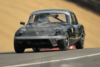 © 2012 Octane Photographic Ltd. HSCC Historic Super Prix - Brands Hatch - 1st July 2012. HSCC - Historic RoadSports - Qualifying. Alan harper - Lotus Elan. Digital Ref: 0387lw1d0559