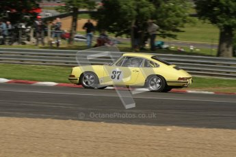 © 2012 Octane Photographic Ltd. HSCC Historic Super Prix - Brands Hatch - 1st July 2012. HSCC - Historic RoadSports - Qualifying. Mervyn Selwyn - Porsche 911S. Digital Ref: 0387lw7d5152
