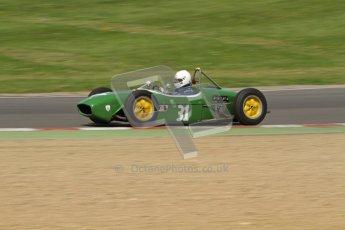 © 2012 Octane Photographic Ltd. HSCC Historic Super Prix - Brands Hatch - 30th June 2012. HSCC - Lurani Trophy - Qualifying. Robert Barrie - Lotus 18. Digital Ref: 0382lw7d4468