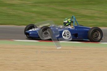 © 2012 Octane Photographic Ltd. HSCC Historic Super Prix - Brands Hatch - 30th June 2012. HSCC - Lurani Trophy - Qualifying. Callum MacLeod - Caravelle III. Digital Ref: 0382lw7d4552