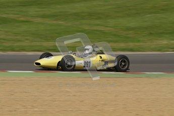 © 2012 Octane Photographic Ltd. HSCC Historic Super Prix - Brands Hatch - 30th June 2012. HSCC - Lurani Trophy - Qualifying. Pierre Tonetti - Brabham BT6. Digital Ref: 0382lw7d4562