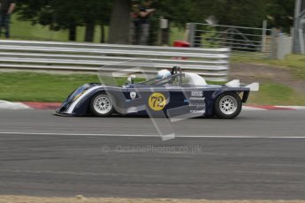 © 2012 Octane Photographic Ltd. HSCC Historic Super Prix - Brands Hatch - 30th June 2012. HSCC - Martini Trophy with SuperSports - Practice. Loader - Crossle 42S. Digital Ref: 0376lw7d4736