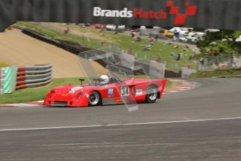 © 2012 Octane Photographic Ltd. HSCC Historic Super Prix - Brands Hatch - 30th June 2012. HSCC - Martini Trophy with SuperSports - Practice. Schryver - Chevron B21.23. Digital Ref: 0376lw7d4768