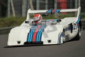 © 2012 Octane Photographic Ltd. HSCC Historic Super Prix - Brands Hatch - 30th June 2012. HSCC - Martini Trophy with SuperSports - Qualifying. Dodd/Dodd - Chevron B31. Digital Ref: 0378lw1d9455