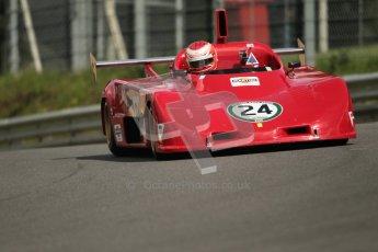 © 2012 Octane Photographic Ltd. HSCC Historic Super Prix - Brands Hatch - 30th June 2012. HSCC - Martini Trophy with SuperSports - Qualifying. Nutter - Osella PA3. Digital Ref: 0378lw1d9531