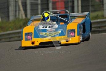 © 2012 Octane Photographic Ltd. HSCC Historic Super Prix - Brands Hatch - 30th June 2012. HSCC - Martini Trophy with SuperSports - Qualifying. Fleming - Chevron B36. Digital Ref: 0378lw1d9544