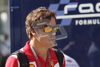 © 2012 Octane Photographic Ltd. Hungarian GP Hungaroring - Saturday 28th July 2012 - F1 Practice 3. Ferrari F2012 - Fernando Alonso. Digital Ref : 0429lw7d5908