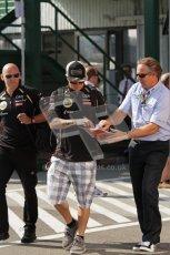© 2012 Octane Photographic Ltd. Hungarian GP Hungaroring - Saturday 28th July 2012 - F1 Practice 3. Lotus E20 - Kimi Raikkonen. Digital Ref : 0429lw7d5942