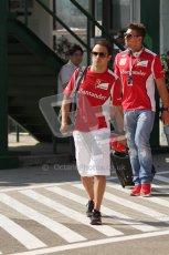 © 2012 Octane Photographic Ltd. Hungarian GP Hungaroring - Saturday 28th July 2012 - F1 Practice 3. Ferrari F2012 - Felipe Massa. Digital Ref : 0429lw7d5967