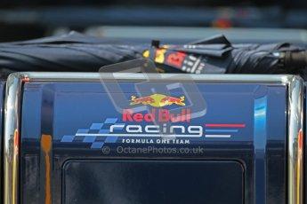 © 2012 Octane Photographic Ltd. Hungarian GP Hungaroring - Sunday 29th July 2012 - F1 Paddock. Red Bull. Digital Ref : 0437lw1d7622