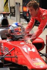 © 2012 Octane Photographic Ltd. Hungarian GP Hungaroring - Friday 27th July 2012 - GP2 Practice - Scuderia Coloni - Stefano Coletti. Digital Ref : 0426cb7d0006
