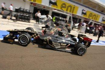 © 2012 Octane Photographic Ltd. Hungarian GP Hungaroring - Friday 27th July 2012 - Lotus GP - James Calado. Digital Ref :