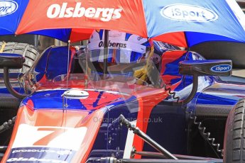 © 2012 Octane Photographic Ltd. Hungarian GP Hungaroring - Friday 27th July 2012 - GP2 Practice - iSport International - Marcus Ericsson. Digital Ref : 0426cb7d9831