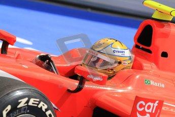 © 2012 Octane Photographic Ltd. Hungarian GP Hungaroring - Friday 27th July 2012 - GP2 Practice - Arden International - Luiz Razia. Digital Ref : 0426cb7d9903