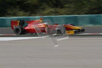 © 2012 Octane Photographic Ltd. Hungarian GP Hungaroring - Friday 27th July 2012 - GP2 Practice - Racing Engineering - Fabio Leimer. Digital Ref : 0426lw7d0981