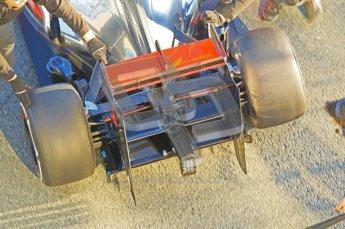 © 2012 Octane Photographic Ltd. Jerez Winter Test Day 2 - Wednesday 8th February 2012. McLaren MP4/27 - Jenson Button. Digital Ref : 0218lw1d5115
