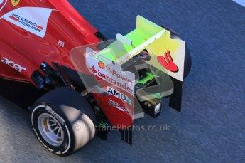 © 2012 Octane Photographic Ltd. Jerez Winter Test Day 2 - Wednesday 8th February 2012. Ferrari F2012 - Felipe Massa. Digital Ref : 0218lw1d5131