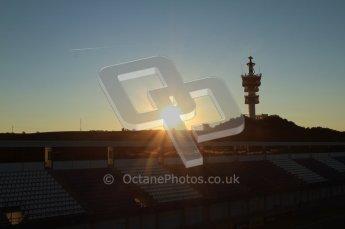 © 2012 Octane Photographic Ltd. Jerez Winter Test Day 2 - Wednesday 8th February 2012. Atmosphere. Digital Ref : 0218lw7d3454