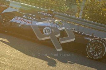 © 2012 Octane Photographic Ltd. Jerez Winter Test Day 4 - Friday 10th February 2012. Williams FW34 - Bruno Senna. Digital Ref :  0221lw1d8148