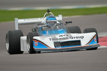 © Octane Photographic Ltd. Masters Racing – Pre-season testing – Donington Park, 5th April 2012. Single-seater classes. Digital Ref : 0271cb1d0668