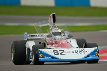© Octane Photographic Ltd. Masters Racing – Pre-season testing – Donington Park, 5th April 2012. Single-seater classes. Digital Ref : 0271cb1d0678