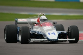© Octane Photographic Ltd. Masters Racing – Pre-season testing – Donington Park, 5th April 2012. Single-seater classes. Digital Ref : 0271cb1d0686