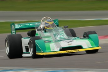 © Octane Photographic Ltd. Masters Racing – Pre-season testing – Donington Park, 5th April 2012. Single-seater classes. Digital Ref : 0271cb1d0819