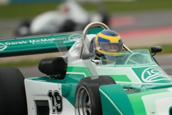 © Octane Photographic Ltd. Masters Racing – Pre-season testing – Donington Park, 5th April 2012. Single-seater classes. Digital Ref : 0271cb1d0851