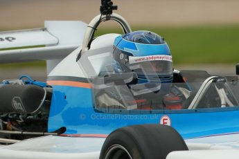 © Octane Photographic Ltd. Masters Racing – Pre-season testing – Donington Park, 5th April 2012. Single-seater classes. Digital Ref : 0271cb1d0854