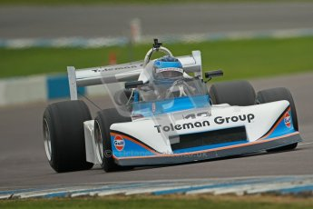 © Octane Photographic Ltd. Masters Racing – Pre-season testing – Donington Park, 5th April 2012. Single-seater classes. Digital Ref : 0271cb1d0901