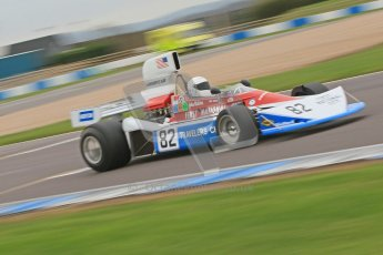 © Octane Photographic Ltd. Masters Racing – Pre-season testing – Donington Park, 5th April 2012. Single-seater classes, Historic F1. Digital Ref : 0271cb7d6609