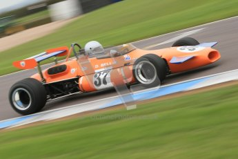 © Octane Photographic Ltd. Masters Racing – Pre-season testing – Donington Park, 5th April 2012. Single-seater classes. Digital Ref : 0271cb7d6624