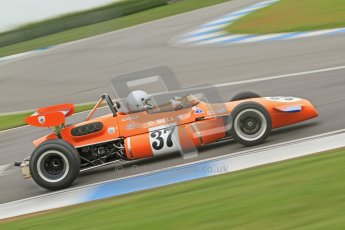 © Octane Photographic Ltd. Masters Racing – Pre-season testing – Donington Park, 5th April 2012. Single-seater classes. Digital Ref : 0271cb7d6626