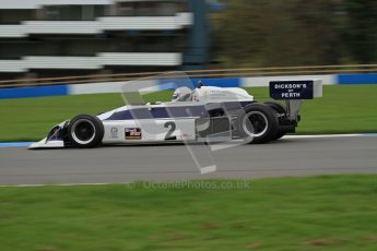 © Octane Photographic Ltd. Masters Racing – Pre-season testing – Donington Park, 5th April 2012. Single-seater classes. Digital Ref : 0272lw7d0083