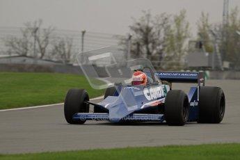 © Octane Photographic Ltd. Masters Racing – Pre-season testing – Donington Park, 5th April 2012. Single-seater classes. Digital Ref : 0272lw7d0135