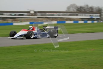 © Octane Photographic Ltd. Masters Racing – Pre-season testing – Donington Park, 5th April 2012. Single-seater classes. Digital Ref : 0272lw7d0158