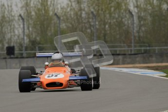 © Octane Photographic Ltd. Masters Racing – Pre-season testing – Donington Park, 5th April 2012. Single-seater classes. Digital Ref : 0272lw7d0165
