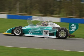 © Octane Photographic Ltd. Masters Racing – Pre-season testing – Donington Park, 5th April 2012. Single-seater classes. Digital Ref : 0272lw7d0298